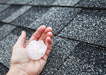 Hail & Wind Damage Restoration